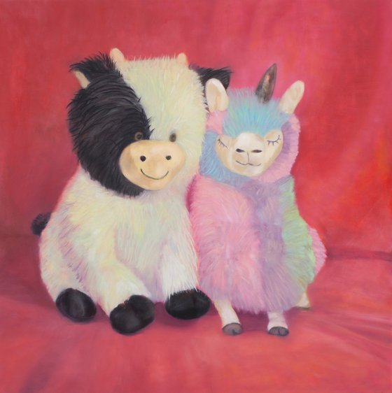 Cow and Alpacacorn
