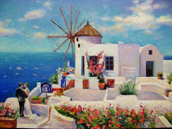 Romance in Greece
