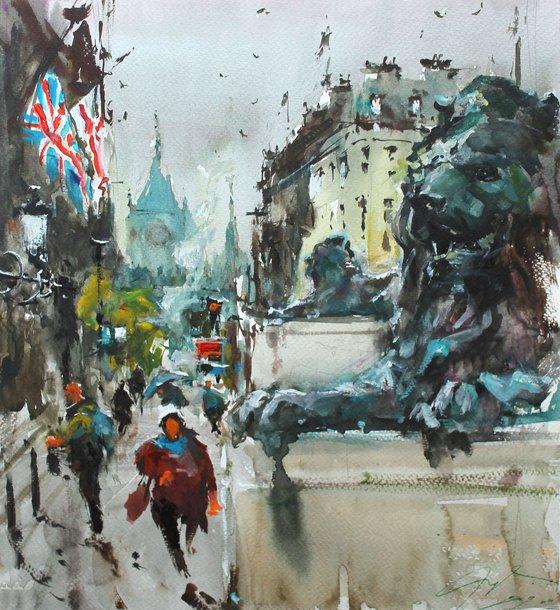 Trafalgar and Lions
