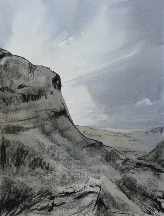 Above Easedale
