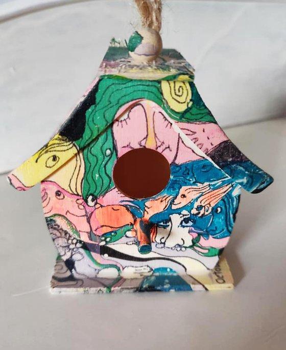 Bird House #1
