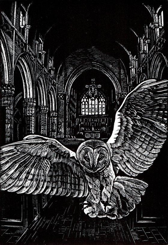 The Flight of St Barnabas