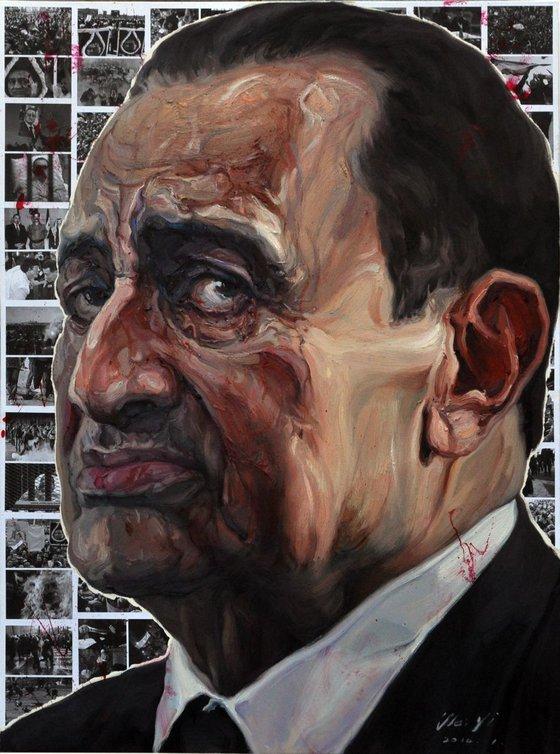 The  dictator No.3 Mubarac