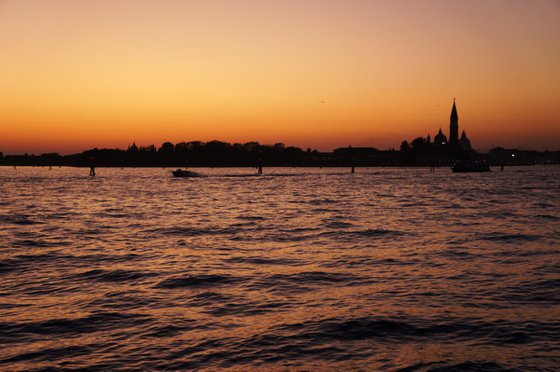 Photography | Venice sunset