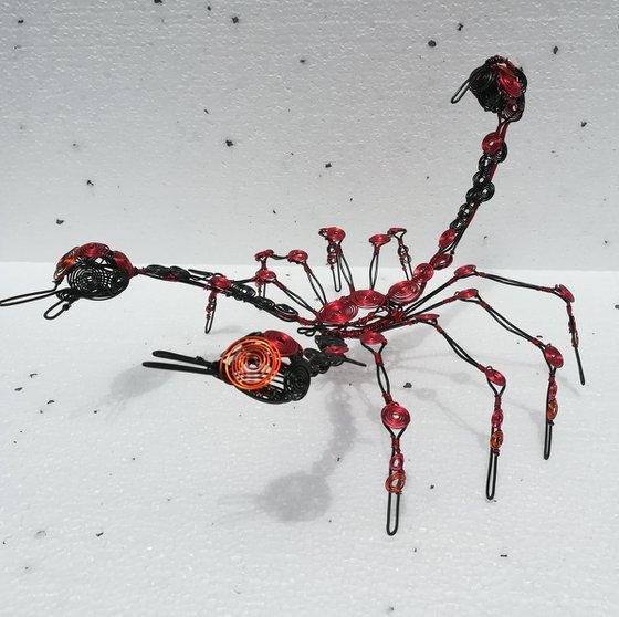 """""""Red Scorpion"""""""