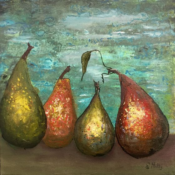 The 4 pears