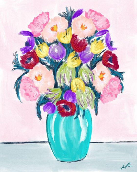 Bouquet No.555