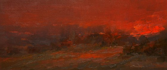 Evening November