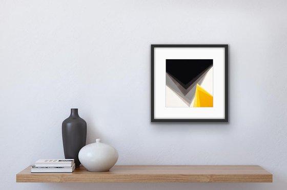 Yellow Shape 2