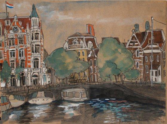 Amsterdam scetch II