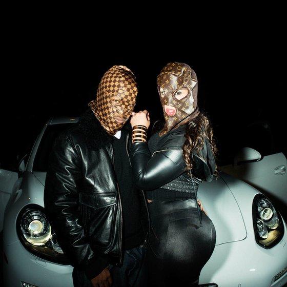 Untitled (Hip Hop Honeys #45), 2013