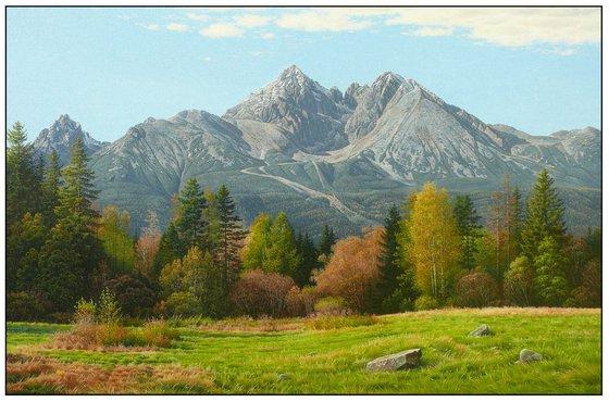 Autumn in High Tatra