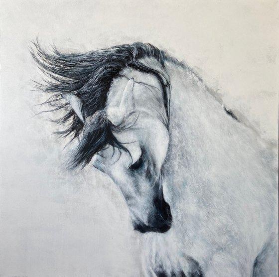The Last Dance, White Horse