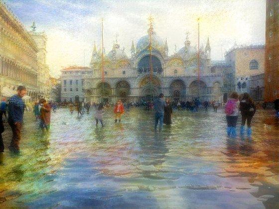Venise, Acqua Alta N9