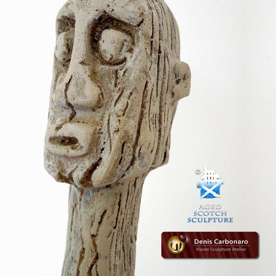 Dogon Ancestor | Primitive Symbolism - Origins of Creativity | Autumn Equinox-Collection