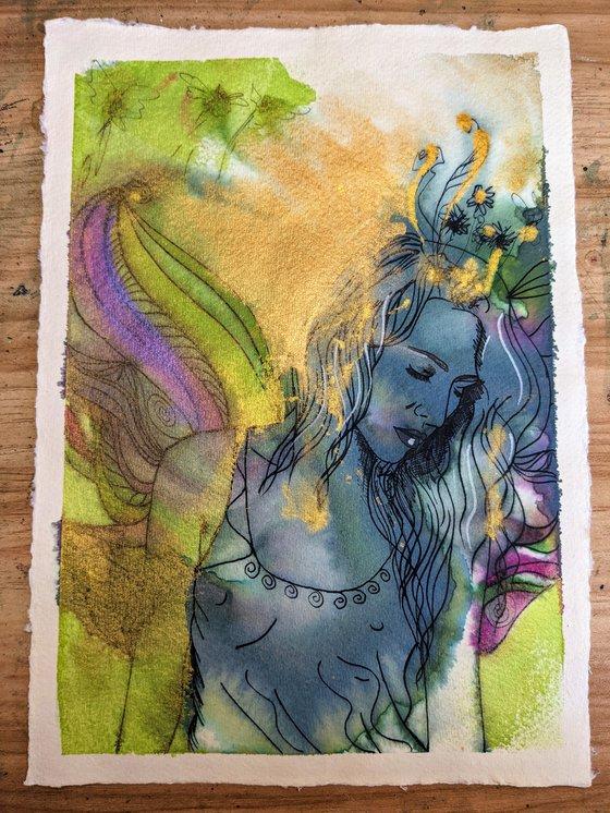 PeaseBlossom - Fairy, Fae maiden