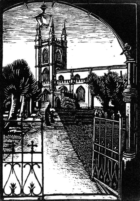 St Lawrence Church, Hungerford