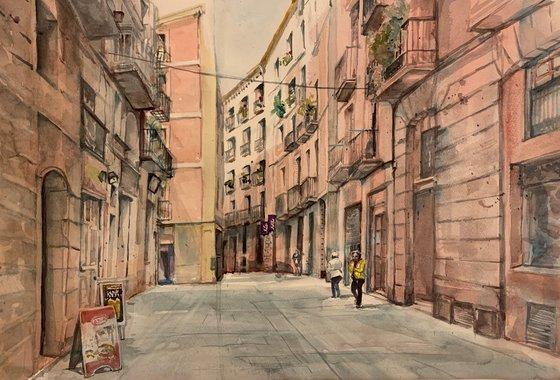 Old Barcelona III
