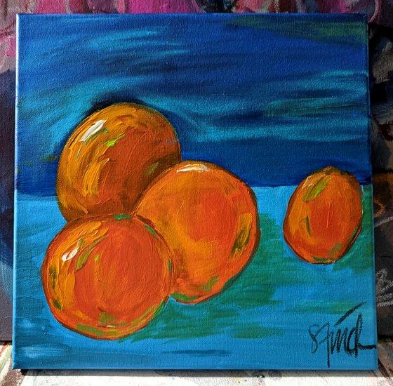 Four Oranges II