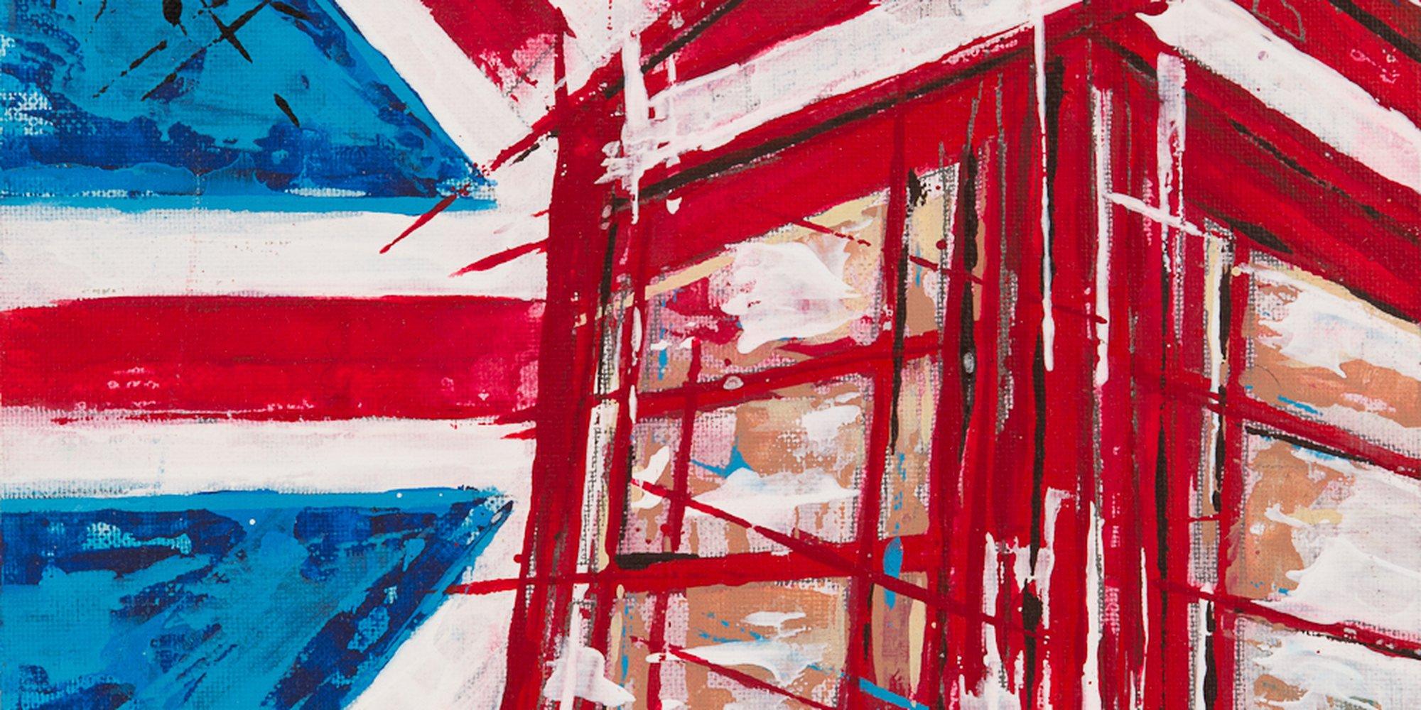 The Great British Art-off!