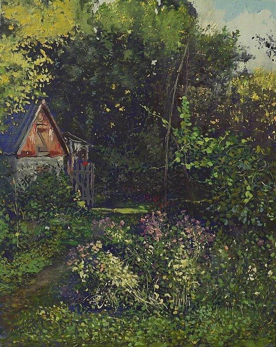Garden in Nijnebaranikovka