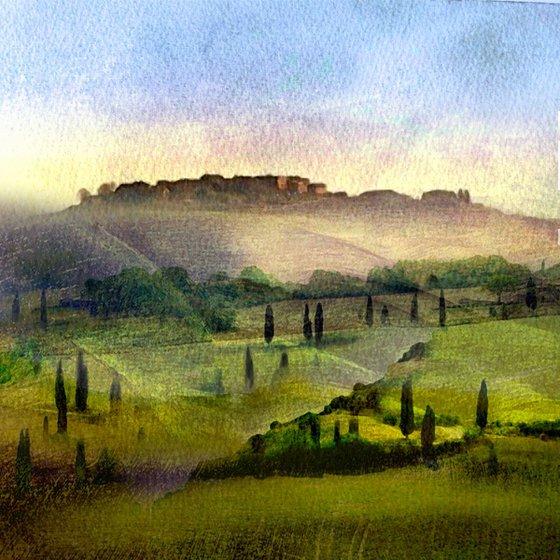Tuscany (Summer in Italy)