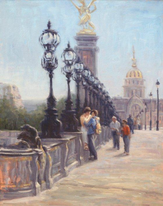 Parisians in Spring