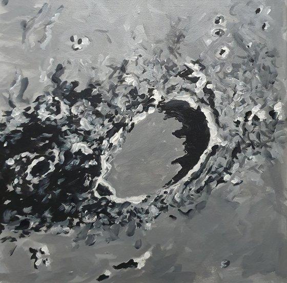 Plato crater