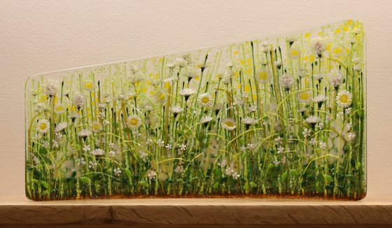 Glass Meadows Asymmetric Curve (Made to Order)