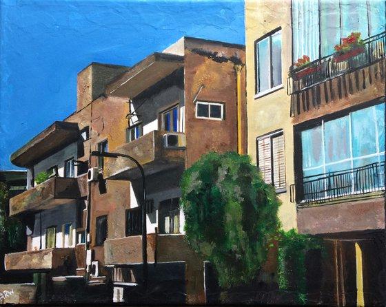 Next Year On The Balcony, Tel Aviv