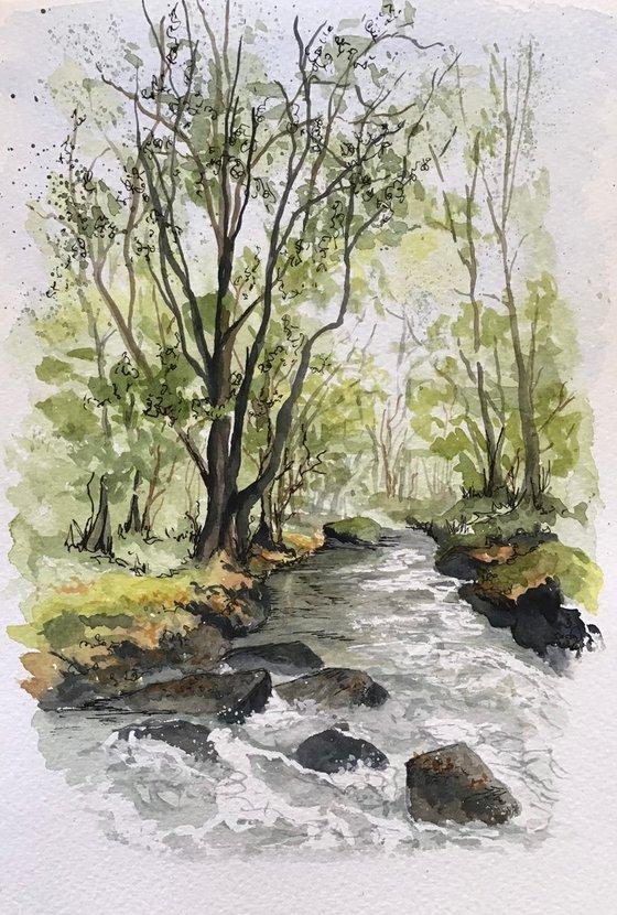 River Fowey at Golitha