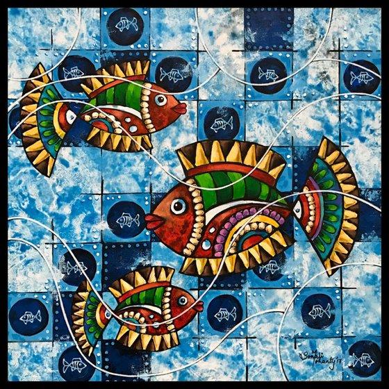 Ornate Fish