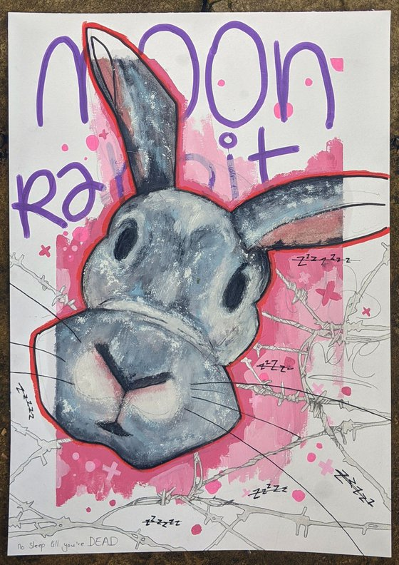 The Moon Rabbit cometh...