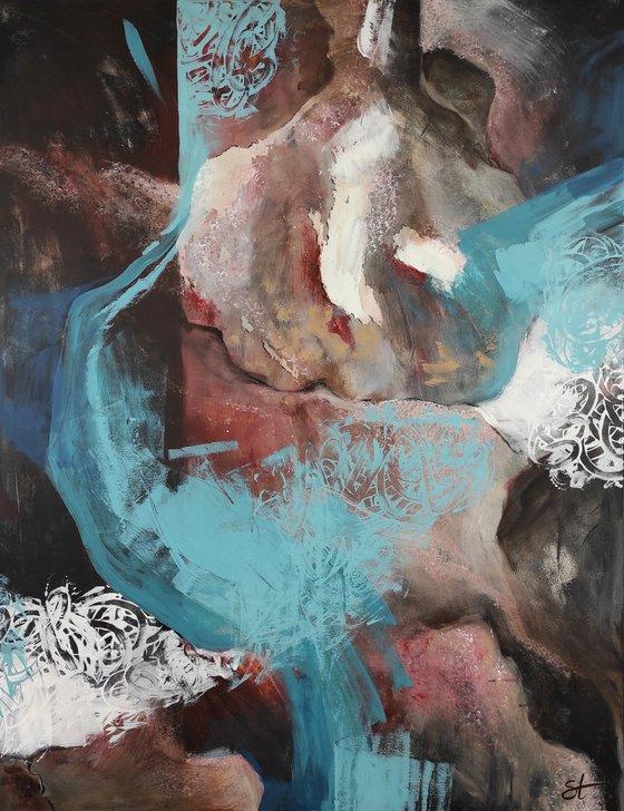 Painting | Acrylic | Journey