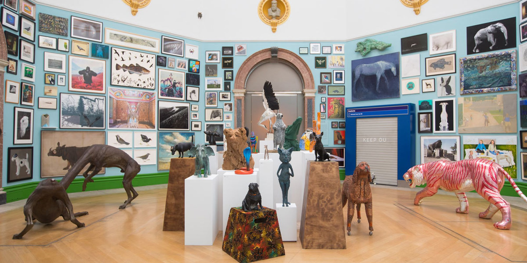 5 reasons why we love the Royal Academy Summer Exhibition