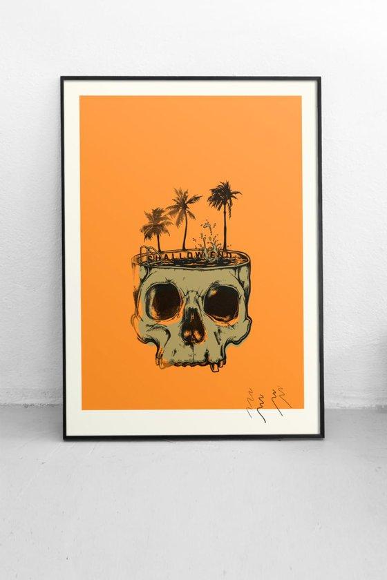 Shallow End (orange)