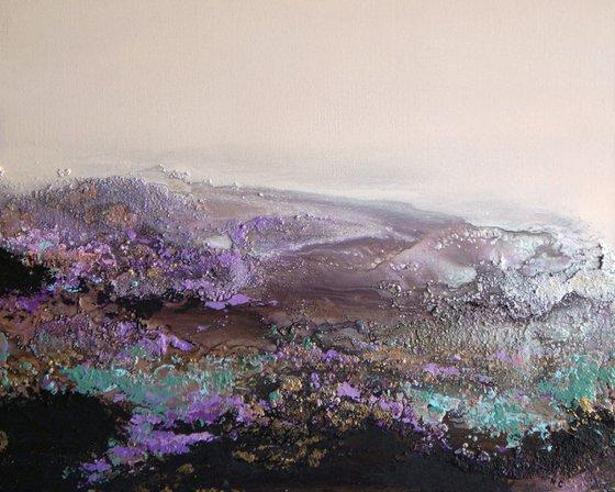 Violet Gardens (40x50cm)