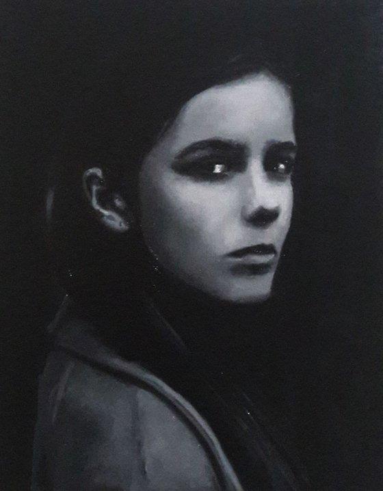 Ref# 193 Contemporary Portrait