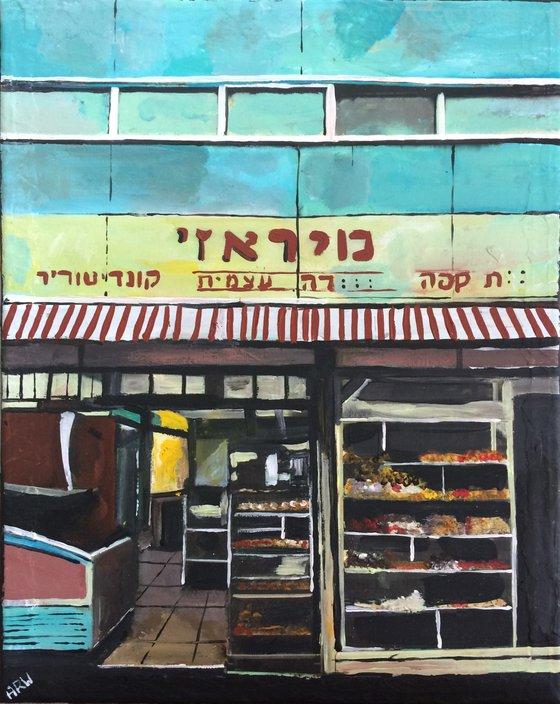 Tel Aviv, Retro Cake Shop