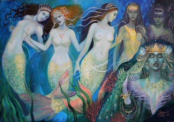 the 5 Mermaids