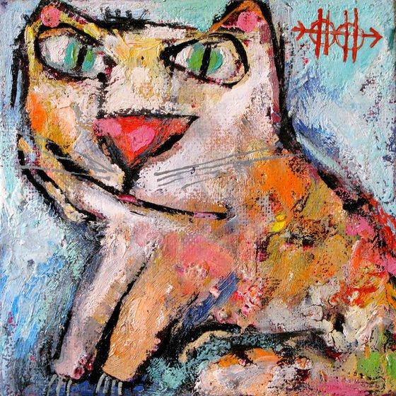 Cat stories #4