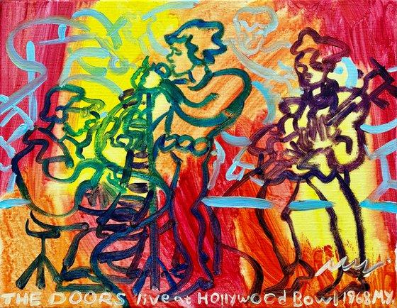The Doors, Live at Hollywood Bowl, 1968
