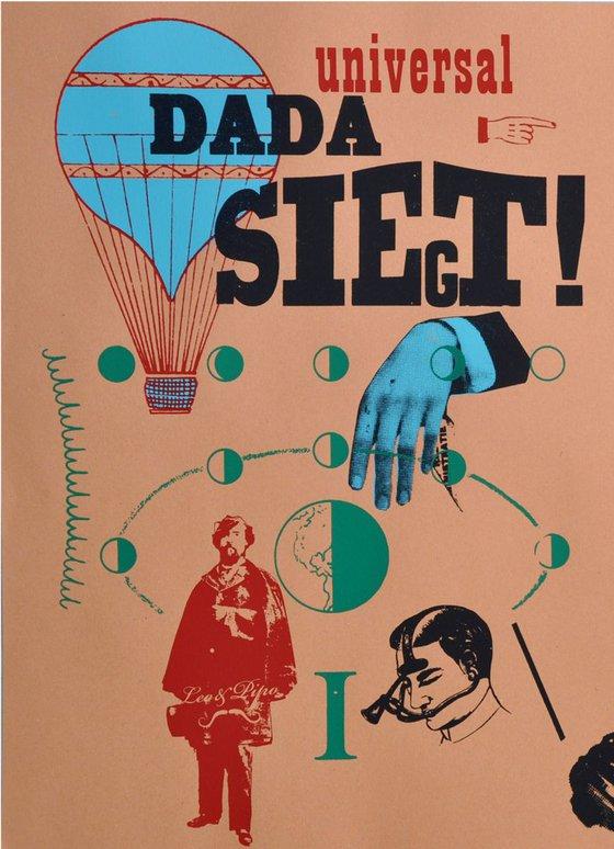 dada siegt - dada print Nr 11