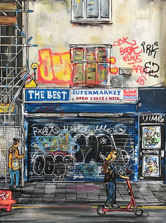 The Best ! - Stokes Croft