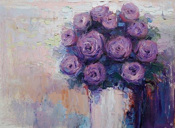 "Purple rose"""