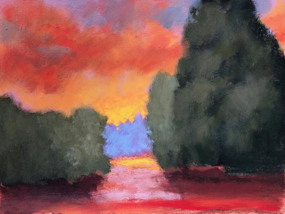 Sunset Dreams #7