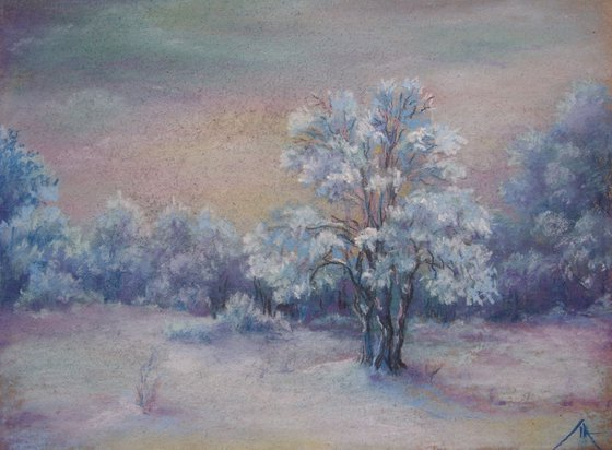 Winter (sketch)