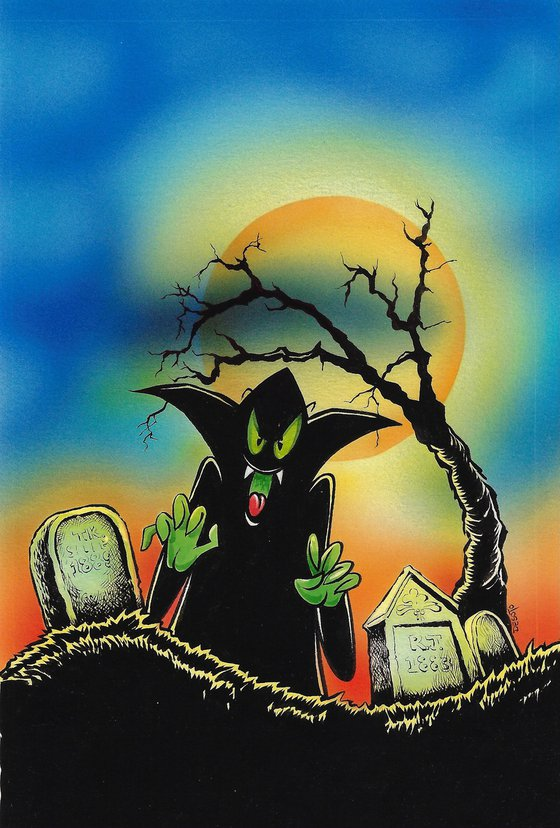 Dracula Halloween I