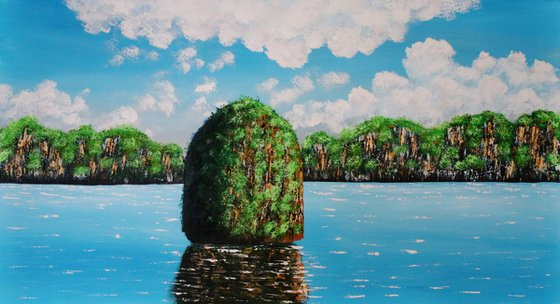 Landscape,and sea,christmas sale was 495 USD now 445 USD.