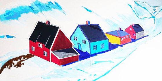 House n°4 : Travel to Myrdal